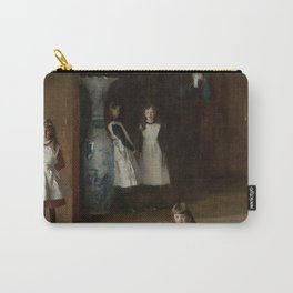 The Daughters of Edward Darley Boit by John Singer Sargent (1882) Carry-All Pouch