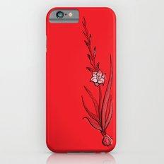 Gladiolus Flower iPhone 6s Slim Case