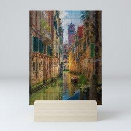 Italian Graffiti - Venice Mini Art Print
