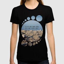 Calm Sand Beach T-shirt
