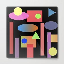 Abstractwork No 1032 Metal Print