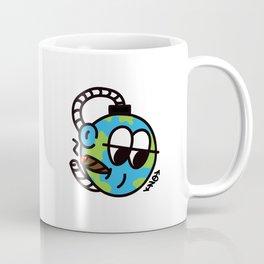 EARTH SELF DESTRUCT Coffee Mug