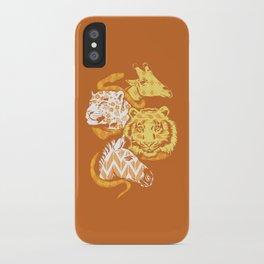 Animal Prints iPhone Case