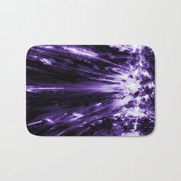 Supernova (purple) Bath Mat
