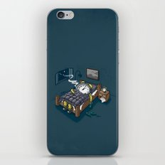 Sleep Modus iPhone & iPod Skin
