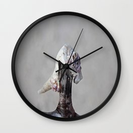 Just This Once Wall Clock