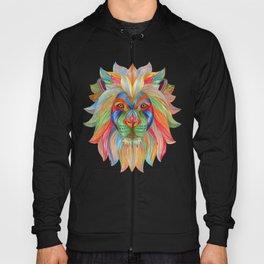 Rainbow Lion Hoody