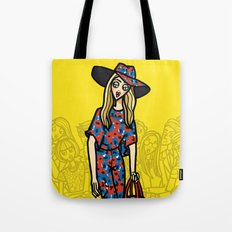 the power of 5. two Tote Bag