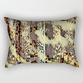 Buddah series 51 Rectangular Pillow