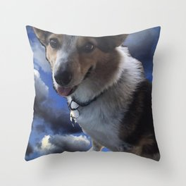Sweet One Throw Pillow