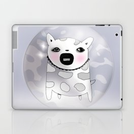 spot, she thought Laptop & iPad Skin