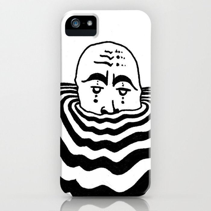Ripples #1 iPhone Case