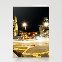 law Stationery Cards featuring Speed Law by blurdvizionz