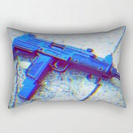 Uzi Rectangular Pillow