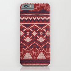 CRYSTAL AZTEC   iPhone 6s Slim Case