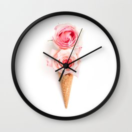 Two scoops Wall Clock