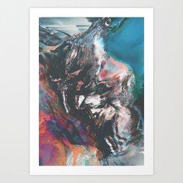 dissonance 08 Art Print