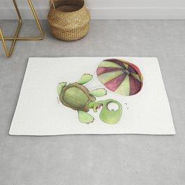 Falling Tortoise Rug