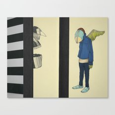 In Defense Of Whatever Canvas Print