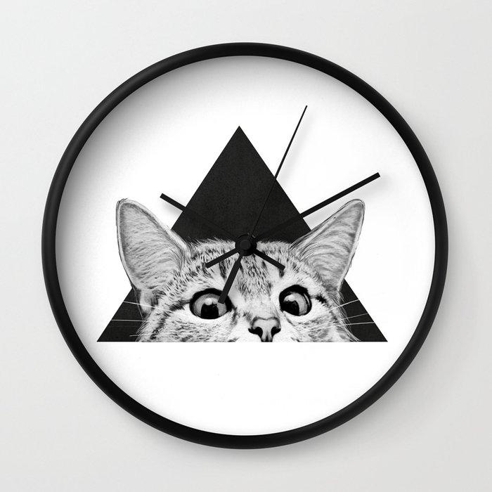 You asleep yet? Wall Clock