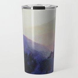 Zen Mountains Travel Mug