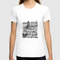 amsterdam T-shirts featuring Amsterdam by Sol Fernandez