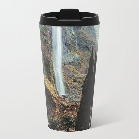 Waterfell Metal Travel Mug