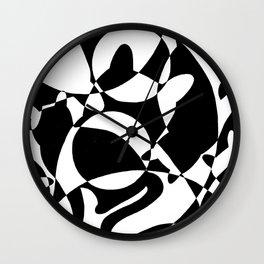Catopia Wall Clock