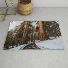 Walking Sequoia 5 Rug