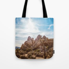 Joshua Tree National Park VIII Tote Bag