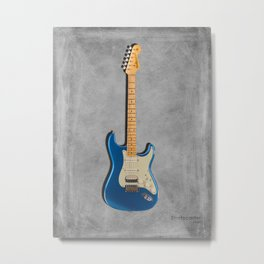 The 57 Stratocaster Metal Print
