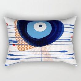Good luck, Dear! | Modern Happy Art Rectangular Pillow