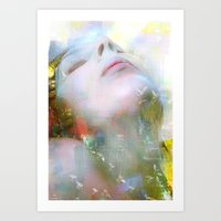 Melody of you  Art Print