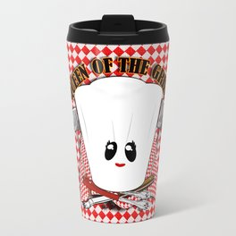 Queen of the Grill Travel Mug