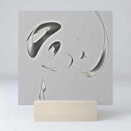 Broken/Glass Mini Art Print