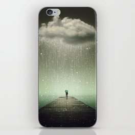 Weathering the Storm II iPhone Skin