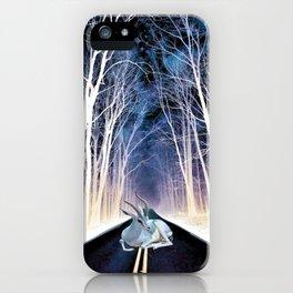 Road Block iPhone Case