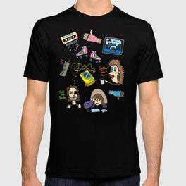 Love the 80s tshirt T-shirt