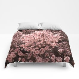 Spring Blossoms - II Comforters