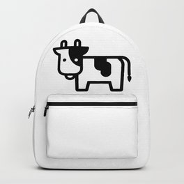 Baby Cow Icon Backpack