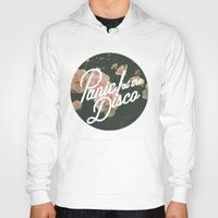 panic at the disco Hoodies featuring Panic! at the disco  by Van de nacht