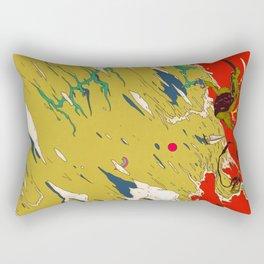 天変地異 - NATURAL DISASTER Rectangular Pillow