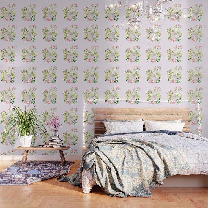 springtime bunny Wallpaper