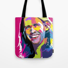Myles Kennedy Smile WPAP Tote Bag