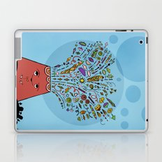 eruption Laptop & iPad Skin