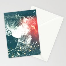 Abstract Composition No. 1 Stationery Cards