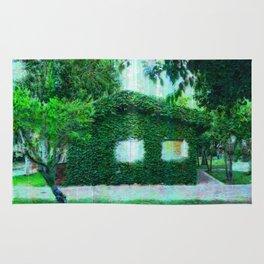 Green Heaven by Lika Ramati Rug