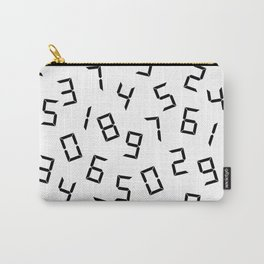 Digits Carry-All Pouch