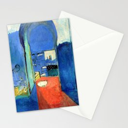 Henri Matisse The Casbah Gate Stationery Cards