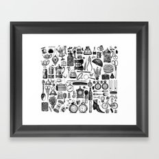 Domestics Framed Art Print